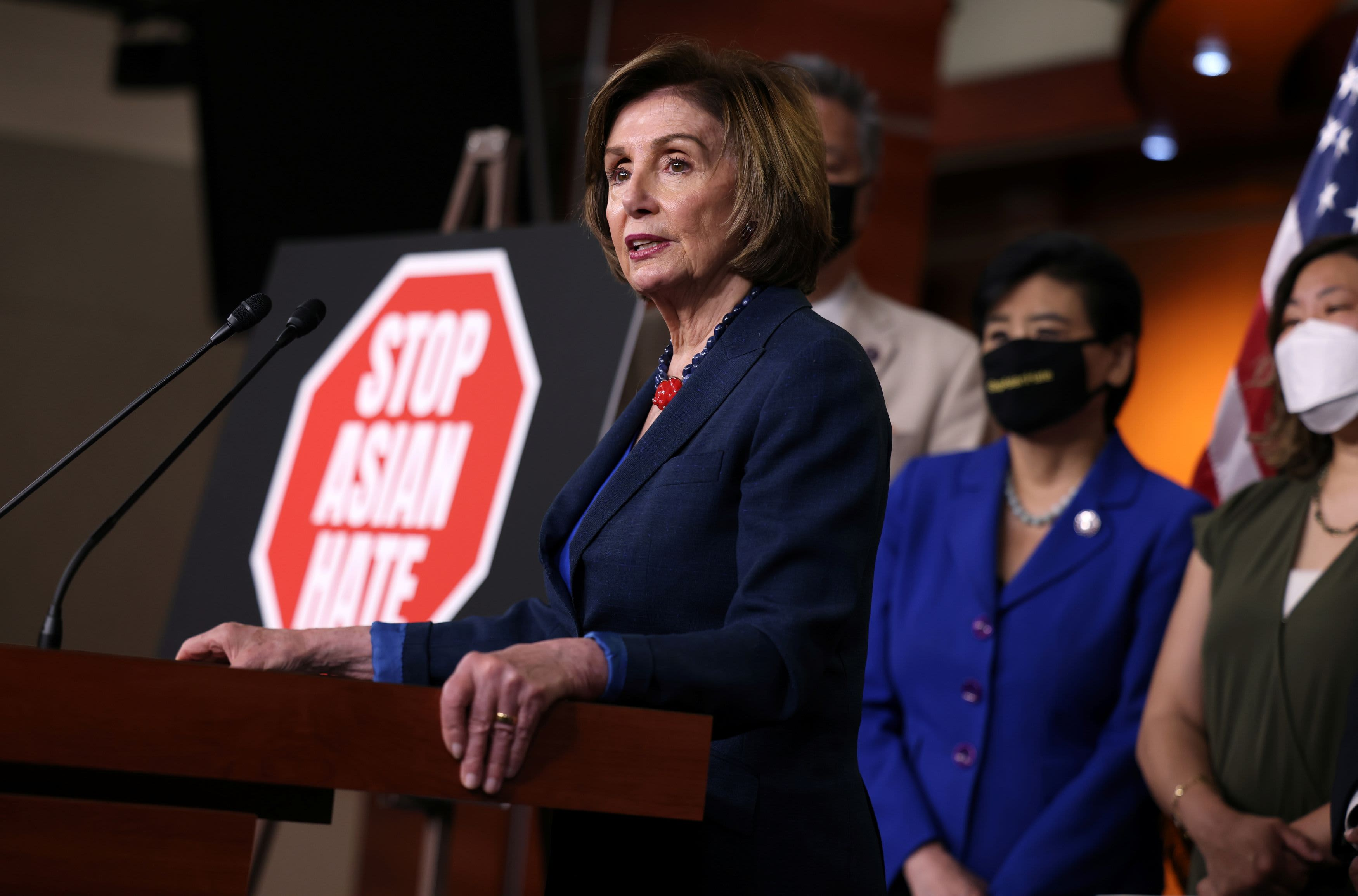 House passes bill to curb hate crimes against Asian Americans